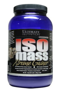 Iso Mass Xtreme Gainer 3.5 Lbs Chocolate Milk