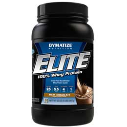 Elite Whey Protein 2 Lbs Rich Chocolate