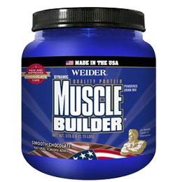Dynamic Muscle Builder 540 Gr Chocolate
