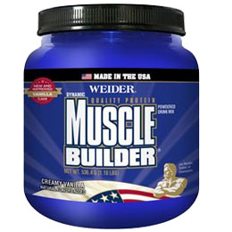 Dynamic Muscle Builder 540 Gr Vanilla