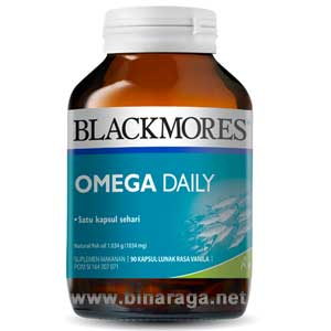 Omega Daily 90 Softgels
